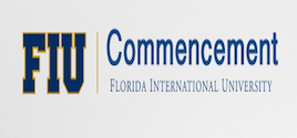 FIU COMMENCEMENT