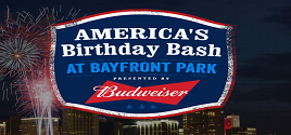 AMERICA'S BIRTHDAY BASH
