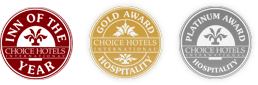 Choice Hotel Award