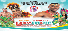 MIAMI - BROWARD CARNIVAL