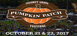 COCONUT GROVE PUMPKIN PATCH