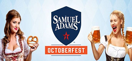 8TH ANNUAL SAMUEL ADAMS OCTOBERFEST