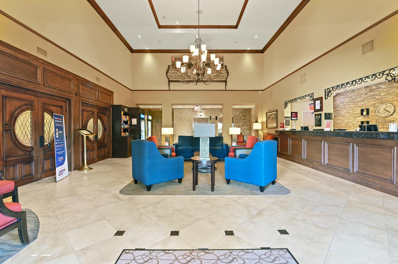 Slider Image - Reception area