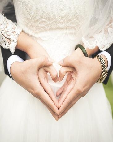 Wedding page image