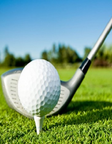 Golf page image